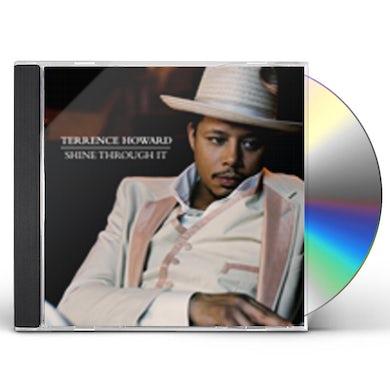 Terrence Howard SHINE THROUGH IT CD