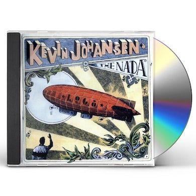 Kevin Johansen LOGO CD