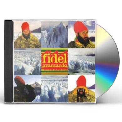 Fidel Nadal AVANZANDO CD