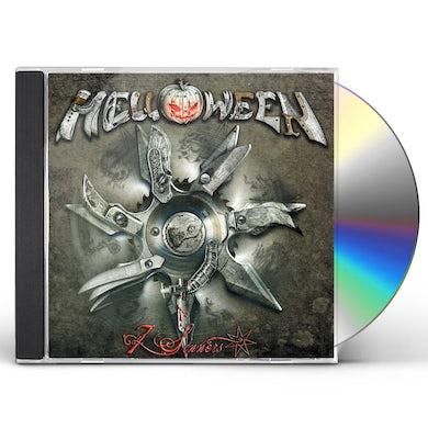 Helloween 7 SINNERS CD