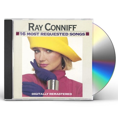 Ray Conniff 16 MOST REQUESTED SONGS CD