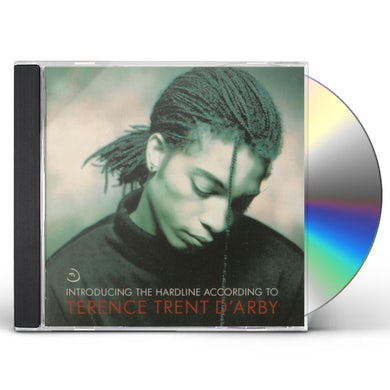 Terence Trent Darby INTRODUCING THE HARDLINE ACCORDING TO TERENCE CD