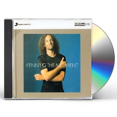 Kenny G MOMENT CD