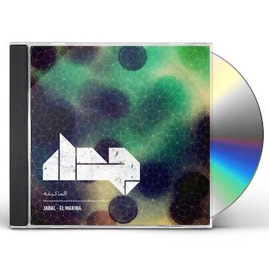 JadaL EL MAKINA CD