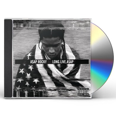 A$AP Rocky Long.Live.A$AP [Deluxe Edition] [PA] CD