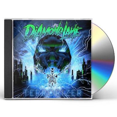 Diamond Lane TERRORIZER CD