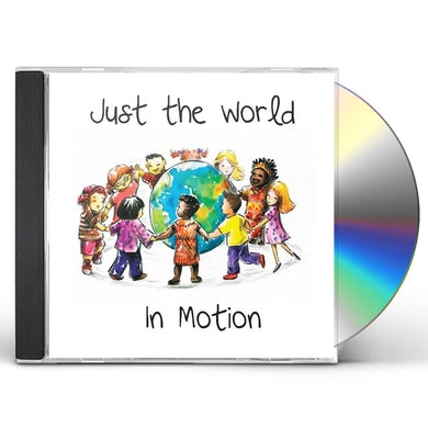 Lea JUST THE WORLD IN MOTION CD