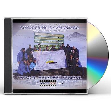 Wayne Gratz CONQUERING KILIMANJARO / Original Soundtrack CD