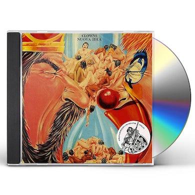 NUOVA IDEA CLOWNS CD