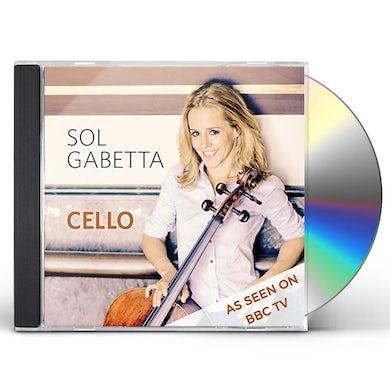 Sol Gabetta CELLO CD
