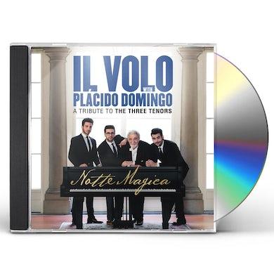 Il Volo NOTTE MAGICA - A TRIBUTE TO THE THREE TENORS CD