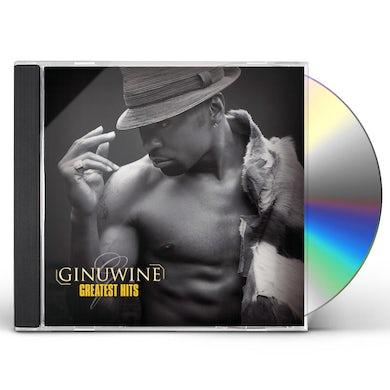 Ginuwine GREATEST HITS CD