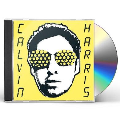 Calvin Harris I CREATED DISCO (GOLD SERIES) CD
