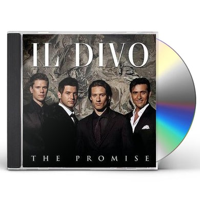 Il Divo PROMISE (GOLD SERIES) CD