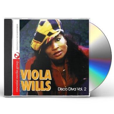 Viola Wills DISCO DIVA VOL. 2 CD