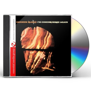 Carmen McRae I'M COMING HOME AGAIN CD
