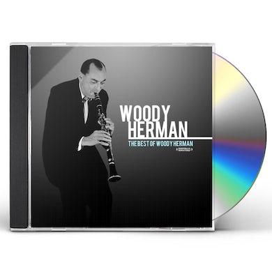 BEST OF WOODY HERMAN CD