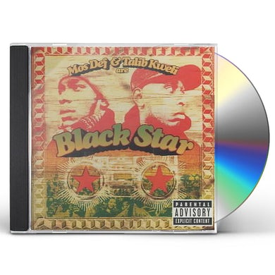 BLACK STAR CD