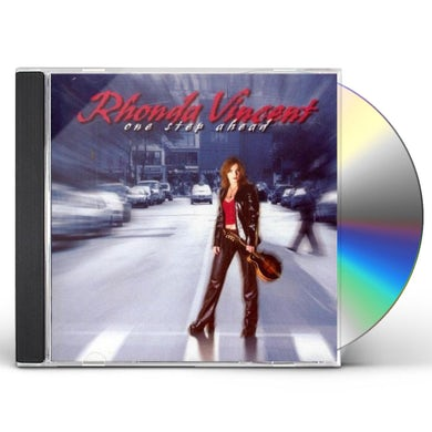 Rhonda Vincent ONE STEP AHEAD CD