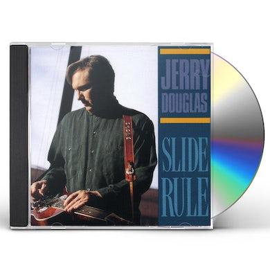 Jerry Douglas SLIDE RULE CD