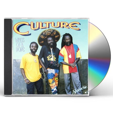 Culture WINGS OF A DOVE CD