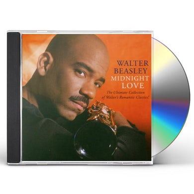 Walter Beasley MIDNIGHT LOVE: ULTIMATE COLLECTION CD
