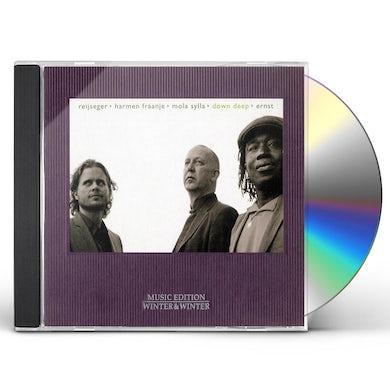 Ernst Reijseger / Harmen Fraanje / Mola Sylla DOWN DEEP CD