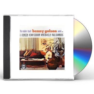 Benny Golson MODERN TOUCH CD