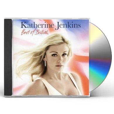 Katherine Jenkins BEST OF BRITISH CD