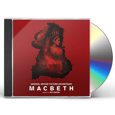 Jed Kurzel MACBETH CD