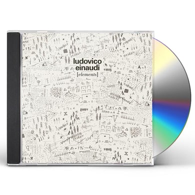 Ludovico Einaudi Elements CD