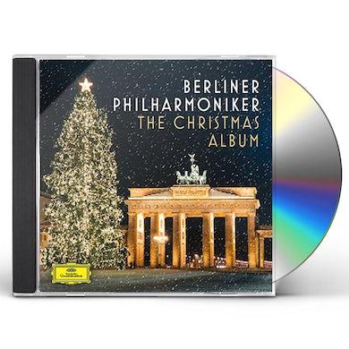 Berliner Philharmoniker CHRISTMAS ALBUM CD