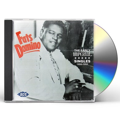 Fats Domino EARLY IMPERIAL SINGLES 1950-1952 CD