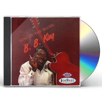 B.B. King KING OF THE BLUES CD