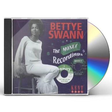 Bettye Swann MONEY RECORDINGS CD