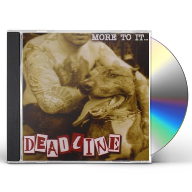 Deadline MORE TO IT THAN MEETS THE EYE CD