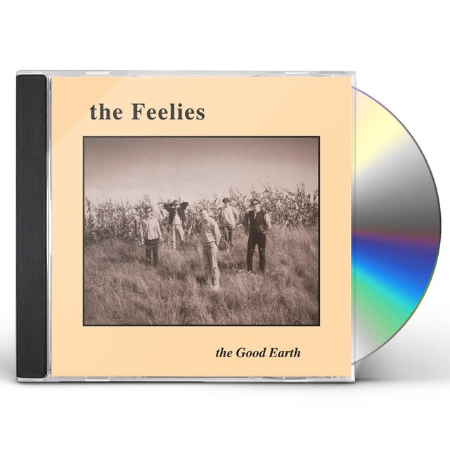 The Feelies GOOD EARTH CD
