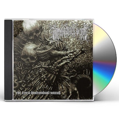 Lightning Swords Of Death EXTRA DIMENSIONAL WOUNDS CD
