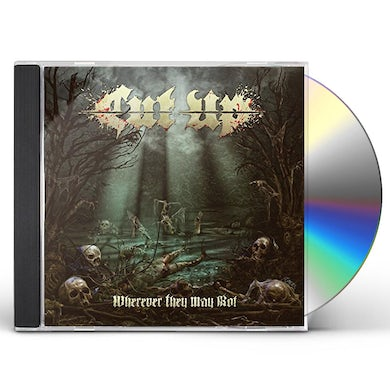 Cut/Up WHEREVER THEY MAY ROT CD