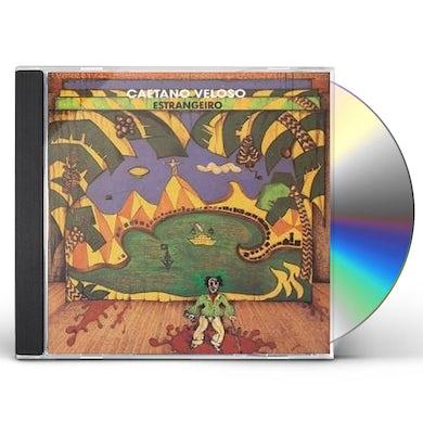 Caetano Veloso ESTRANGEIRO CD