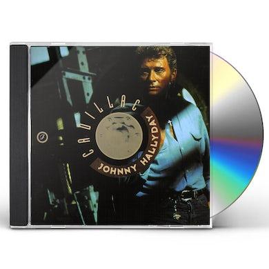 Johnny Hallyday CADILLAC CD