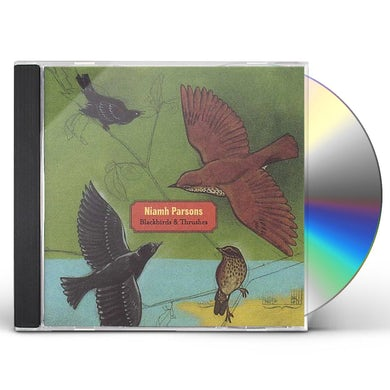 Niamh Parsons BLACKBIRDS & THRUSHES CD