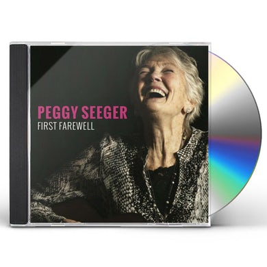 Peggy Seeger First Farewell CD