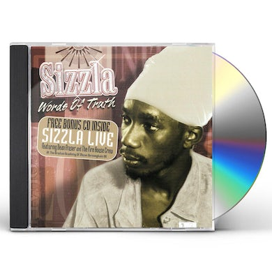 Sizzla WORDS OF TRUTH CD