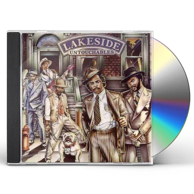 Lakeside UNTOUCHABLES CD
