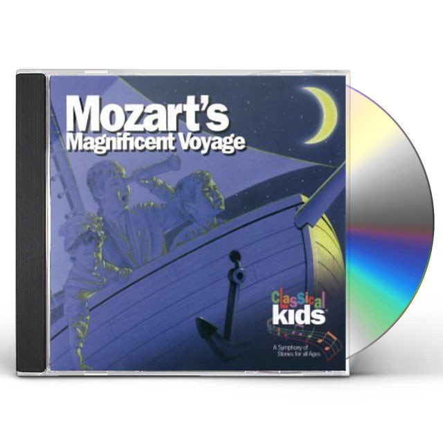 MOZART'S MAGNIFICENT VOYAGE CD