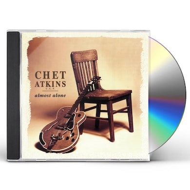 Chet Atkins ALMOST ALONE CD