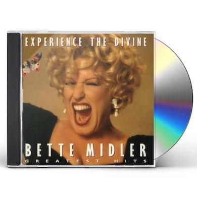 Bette Midler DIVINE COLLECTION CD