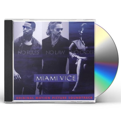 Miami Vice / O.S.T. MIAMI VICE / Original Soundtrack CD