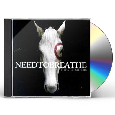 NEEDTOBREATHE OUTSIDERS CD